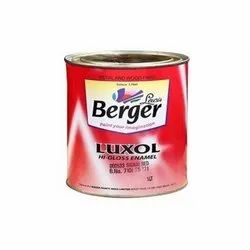 Luxol Hi-gloss Enamel Berger Paint, Packaging Type: Bucket