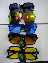 Mix Regular Fashion Sunglasses Plastic