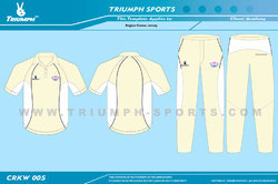 Practice Cricket Clothing