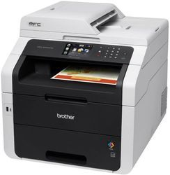 Brother MFC-9140CDN Multifunction All-in-one Color Printer