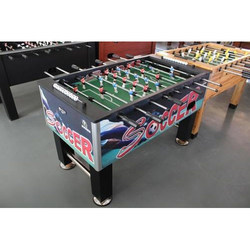 Indoor Foosball Soccer Table