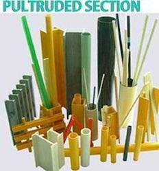 Fibre Glass Pultroded Products