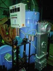 SBS COIL TYPE Diesel Fired Steam Boiler