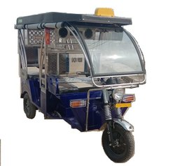 SS Model Battery Operated Rickshaw