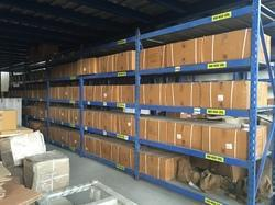 Medium Duty Shelving Systems