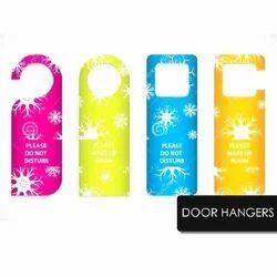 Marvelous Door Hanger Printing Service