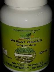 Navraj Wheat grass capsules