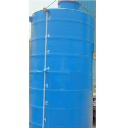 Hydrochloric Acid Storage Tanks