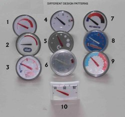 Heater Thermometer