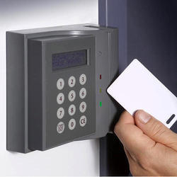 Card Reader Card Based Access Control System