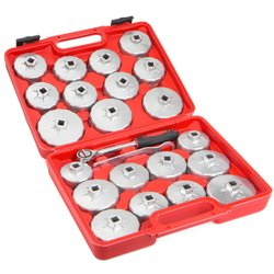Cup Oil Filter Set