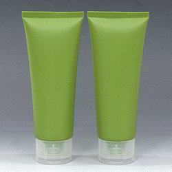 Plastic Cosmetic Tubes