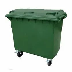 Mofna Wheel Dustbin