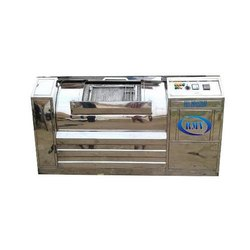 RMV Capacity: 60-240 Kg Industrial Washing Machine, Automation Grade: Automatic, Side Loadinh