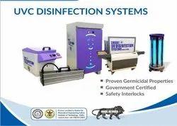 UV Disinfection Conveyor