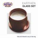 100 ml Clay Glass