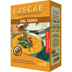 Cascab 50 g Dal Tadka Masala, Packaging: Box