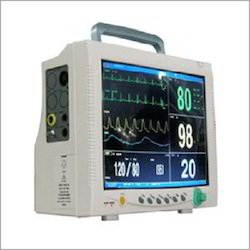 ECG Multipara Patient Monitoring System