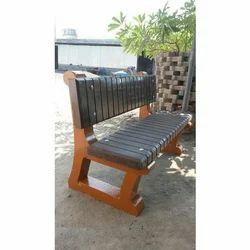 RCC Precast Garden Bench