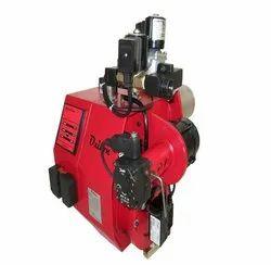 Rubber Processing Plant Dual Fuel Burner