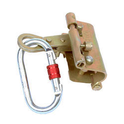 Rope Grab Fall Arrester Made Of Alloy Steel