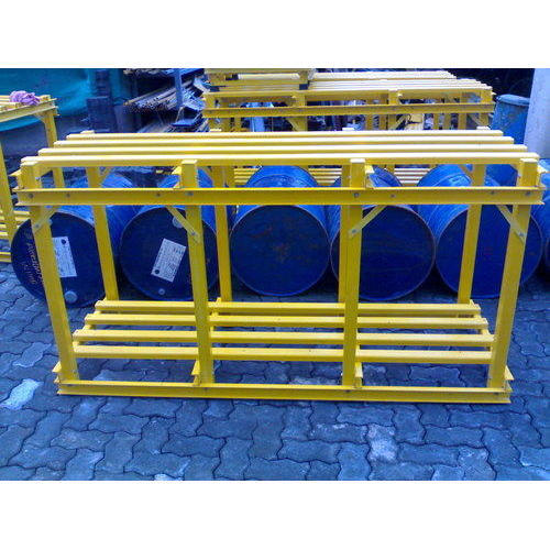 Commercial FRP Battery Stand