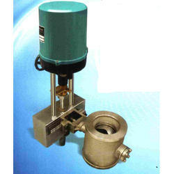 V Notch Segmented Ball Valve
