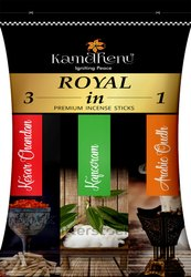 3 In 1 Royal Premium Incense Sticks