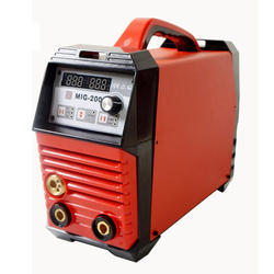 MIG And TIG Welding Machine
