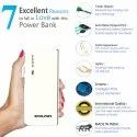 Coolnut Power Bank 125000 Mah With Three Output Port With Led Flashlight, External Battery Charger F