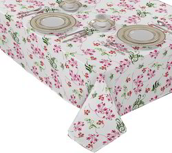 Printed Tablecloth