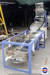 SS Grain Cleaning Machine