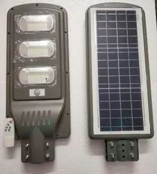 Integrated LED Solar Light