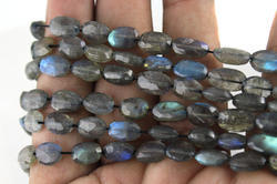 Labradorite Faceted Beads