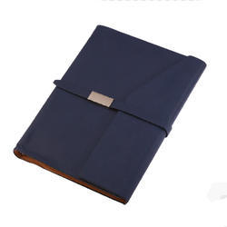 Notebook Imported Dark Blue Big