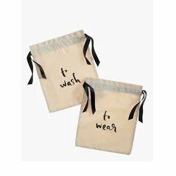 Organic Drawstring Bags