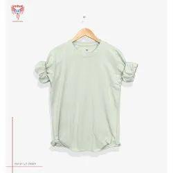 Full Sleeves Plain Men T-Shirts
