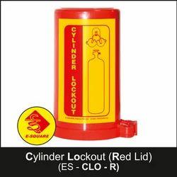 Cylinder Red Lockout