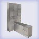 Stainless Steel Office Staff Locker