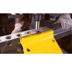 Metal Punching & Cutting Machine