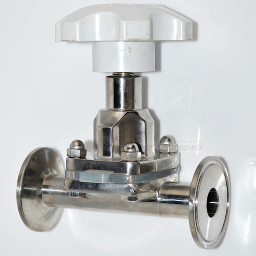 SS And PTEF Diaphragm Valve