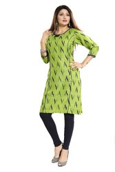 ALC Creations Women's Rayon Kurti