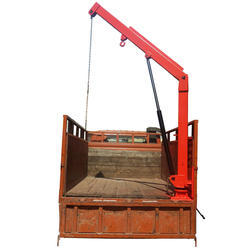 Truck Mounted Crane_Manual
