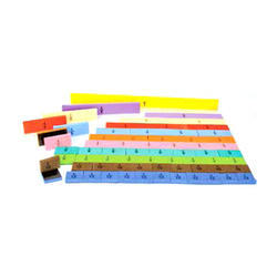 Magnetic Fraction Bar