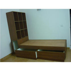 Wooden Cot Bed Manufacturing Service
