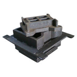 Square Zig Zag Falcon Paver Mould Die, Packaging Type: Loose