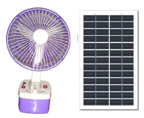 Solar Fans Solar Mini Table Fan Manufacturer From Hyderabad