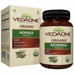 Calcium Moringa 60 Caplet, Tablets, Packaging Type: Bottle