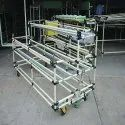 Automatic Reaction Lifting Material Self