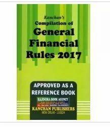 General Financial Rules 2017 Book - Rajindra Book Agency